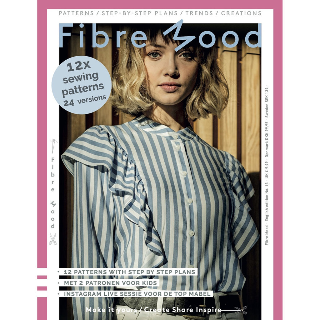 Fibre Mood Magazine - Edition #13