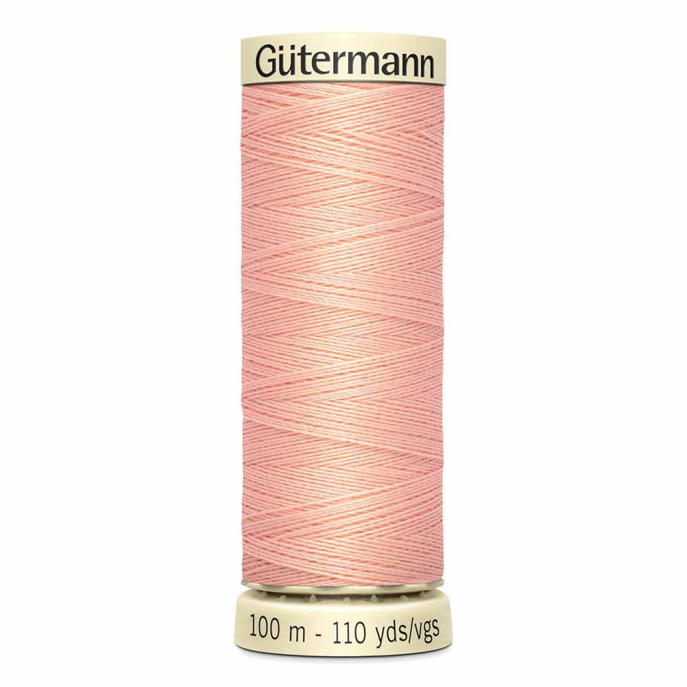 Gütermann Sew-All Thread - 100m - #370 Tea Rose