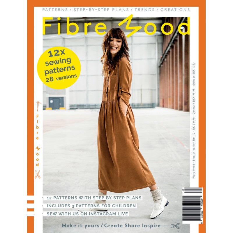 Fibre Mood Magazine - Edition #12