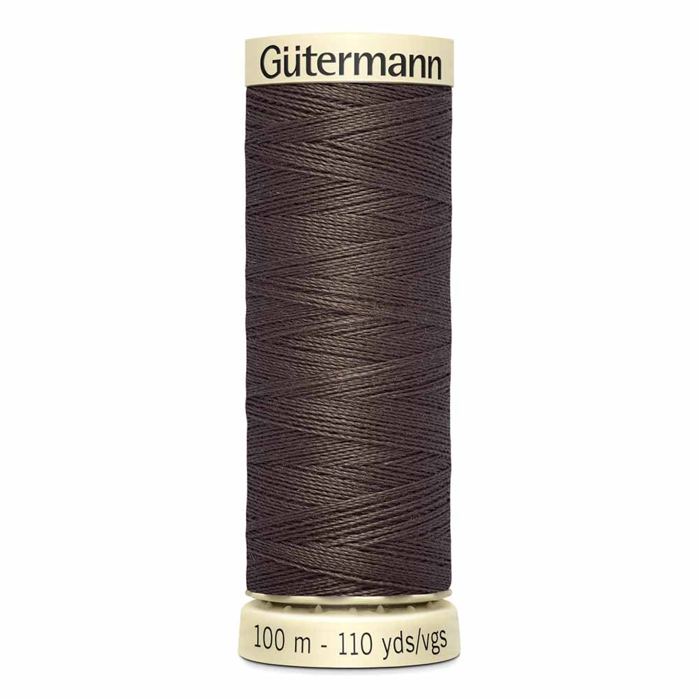 Gütermann Sew-All Thread - 100m -#582 Brown