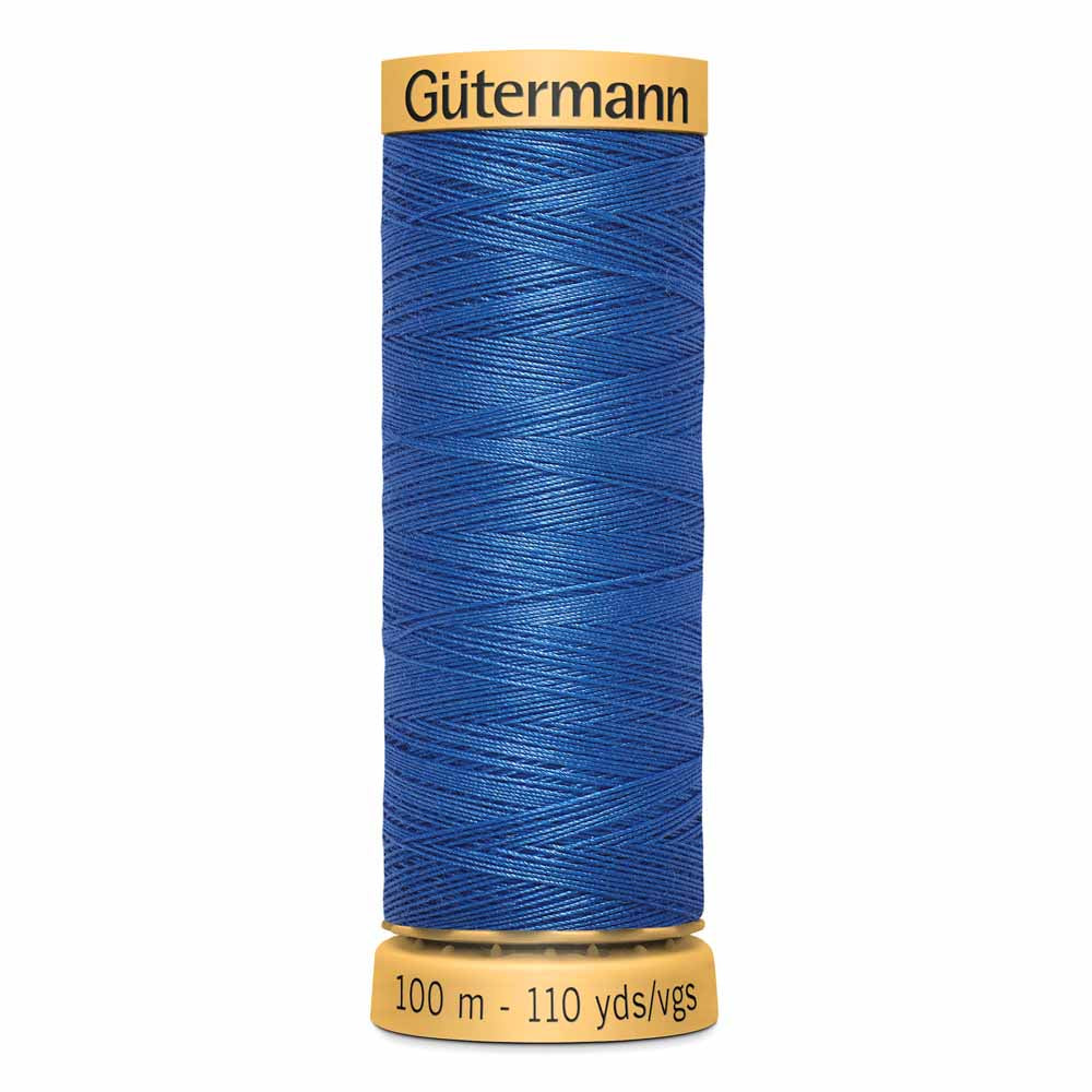 Gütermann Cotton Thread - 100m - #7000 Royal Blue