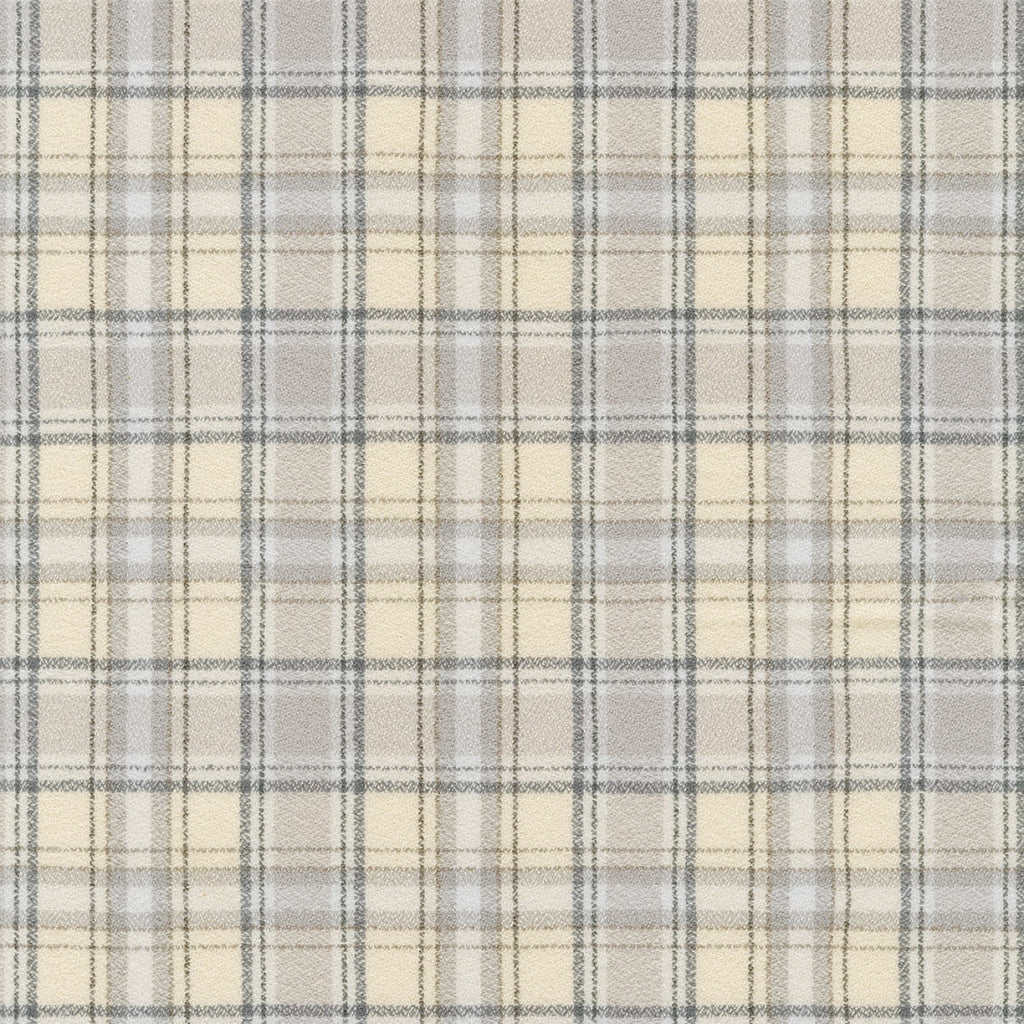 1/2m Mammoth Junior Flannel - Plaid - Dove