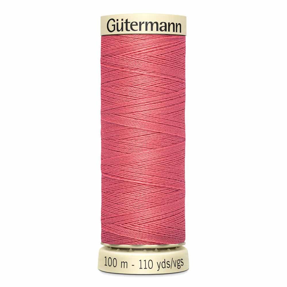 Gütermann Sew-All Thread - 100m - #373 Coral Reef