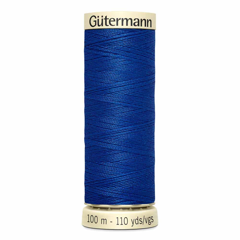 Gütermann Sew-All Thread - 100m - #252 Dark Blue