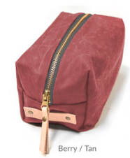 Klum House - Woodland Waxed Canvas Maker Kit - Berry