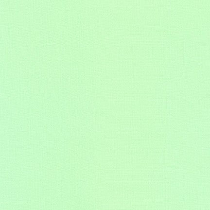 1/2m - Kona Cotton Solids - Mint