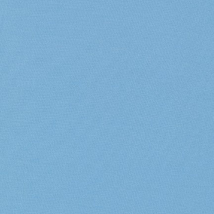 1/2m - Kona Cotton Solids - Blueberry
