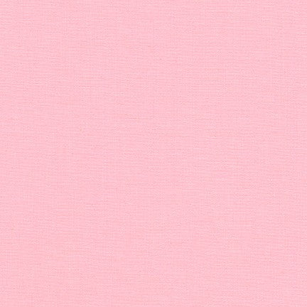 1/2m - Kona Cotton Solids - Baby Pink