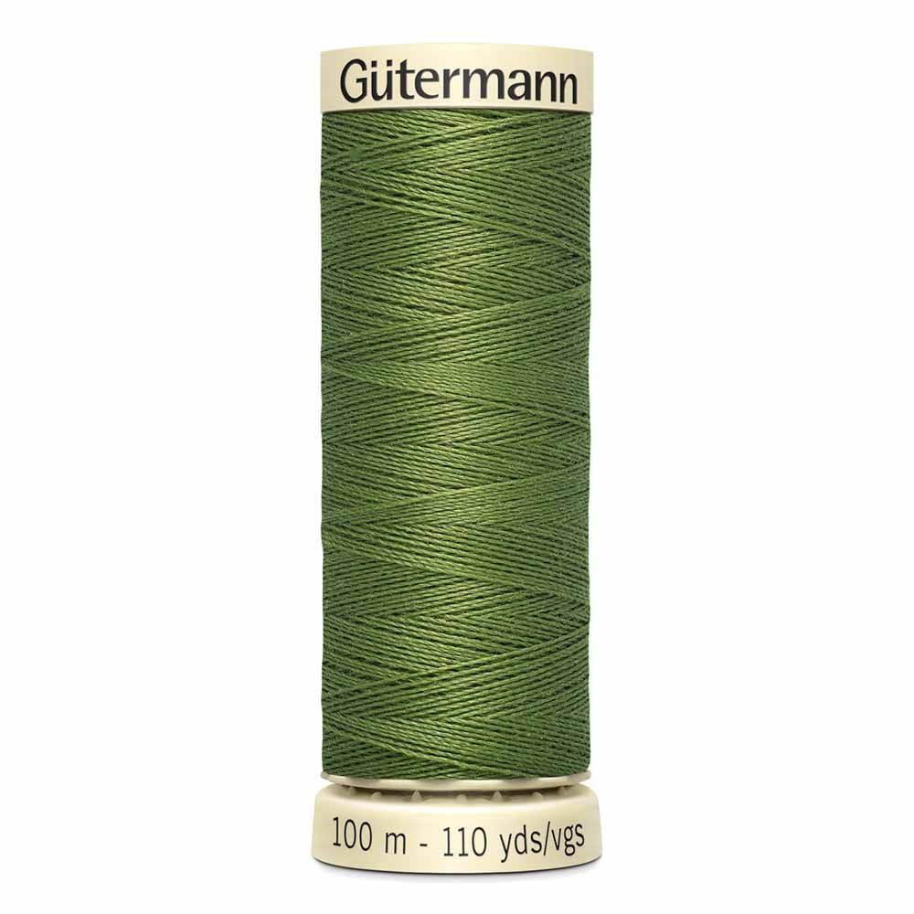 Gütermann Sew-All Thread - 100m - #776 Moss Green