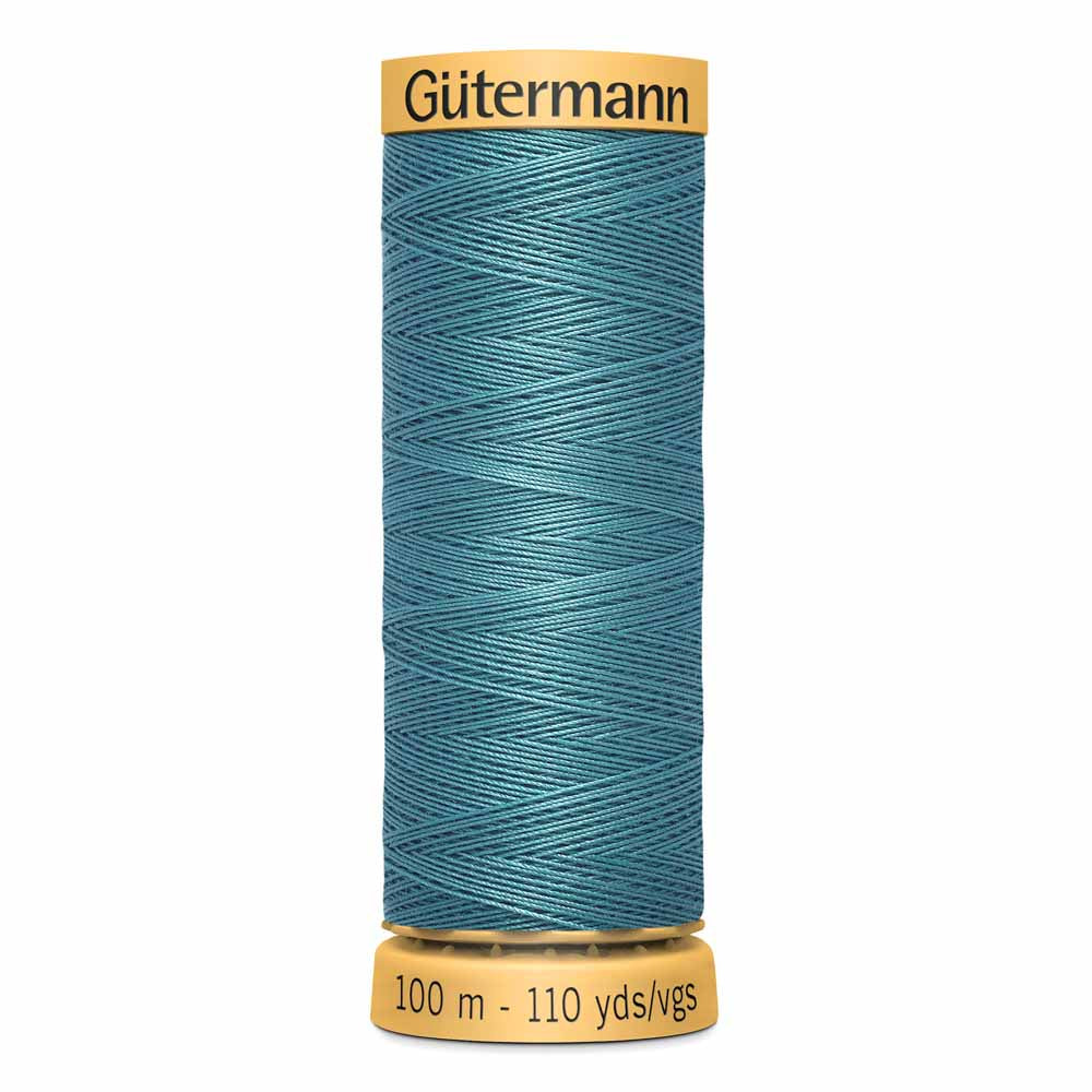 Gütermann Cotton Thread - 100m - #7544 - Nile Green