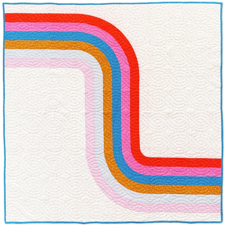 Miss Make - Looper Quilt Pattern