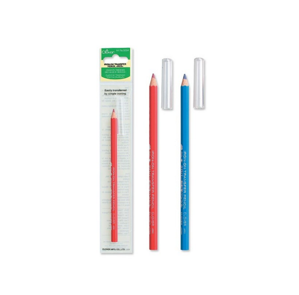 Clover Iron-On Transfer Pencils