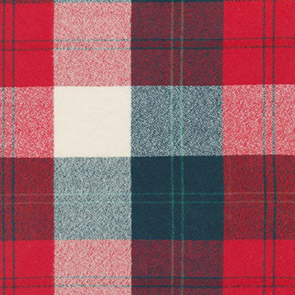1/2m Mammoth Flannel - Large Check Plaid -  Americana