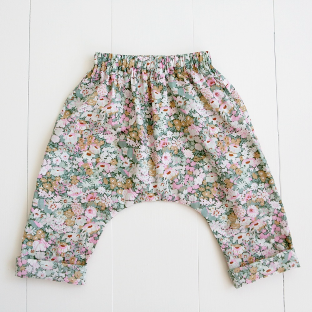 Wiksten's Baby/Toddler Harem Pants