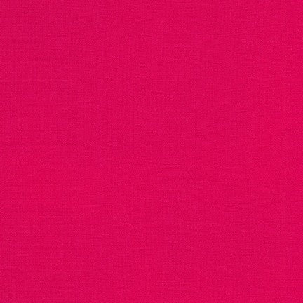 1/2m - Kona Cotton Solids - Pomegranate
