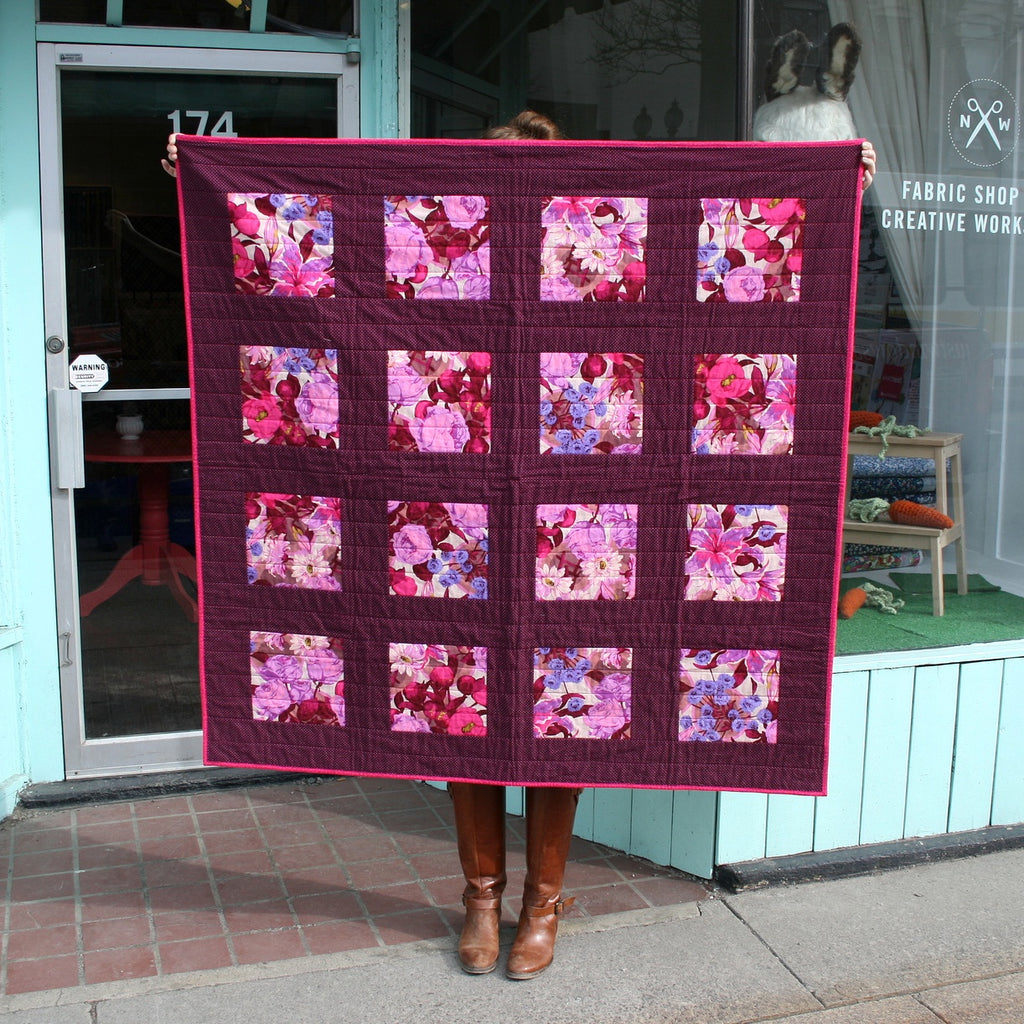 Simply Squares Quilt