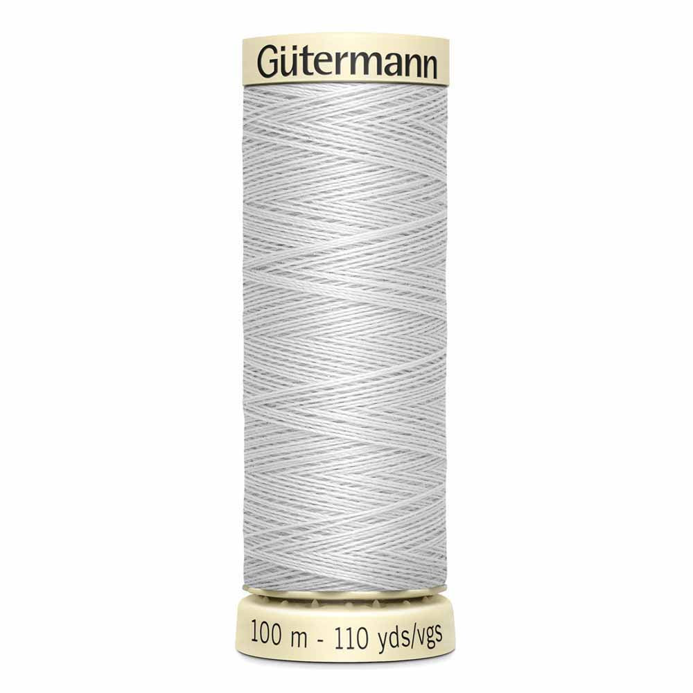 Gütermann Sew-All Thread - 100m - #100 Silver