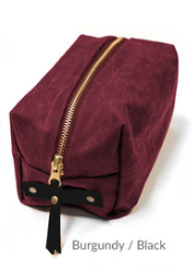 Klum House - Woodland Waxed Canvas Maker Kit - Burgundy