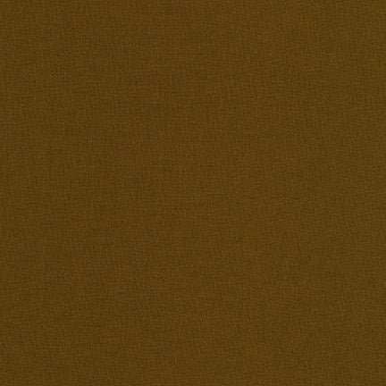 1/2m - Kona Cotton Solids - Chestnut