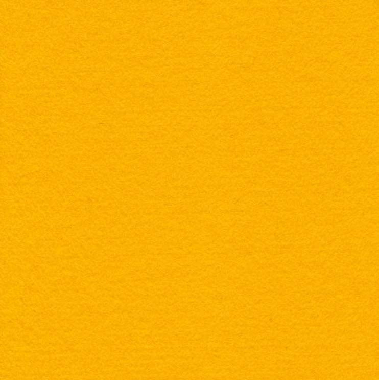 Wool Felt - Yellow