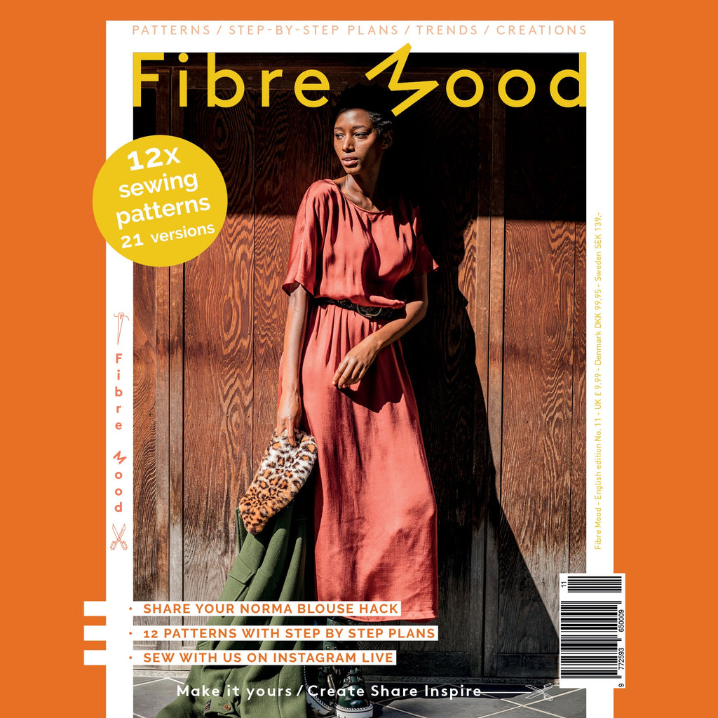 Fibre Mood Magazine - Edition 11