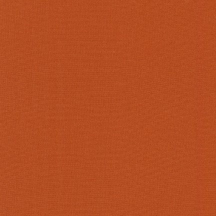 1/2m - Kona Cotton Solids - Spice