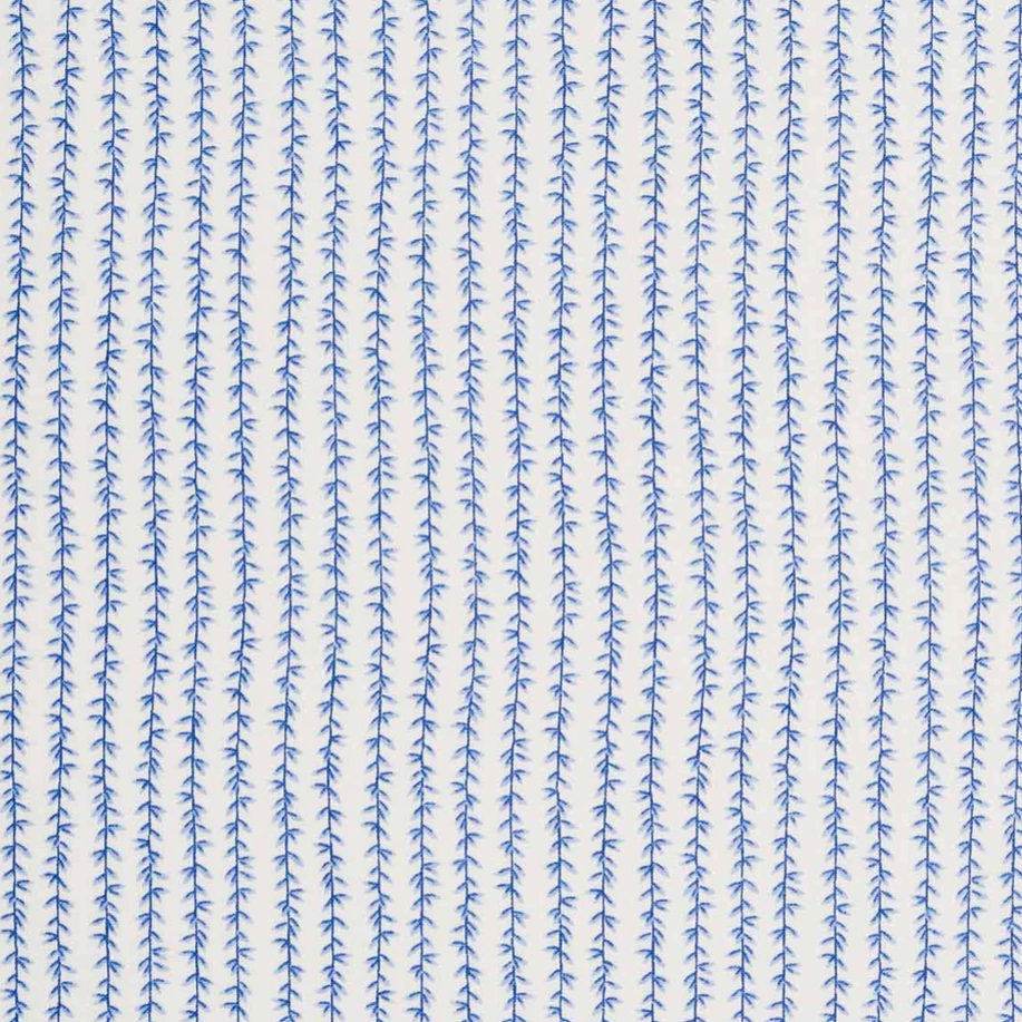 1/2m Rifle Paper Co. - Strawberry Fields - Laurel Stripe - Periwinkle/White