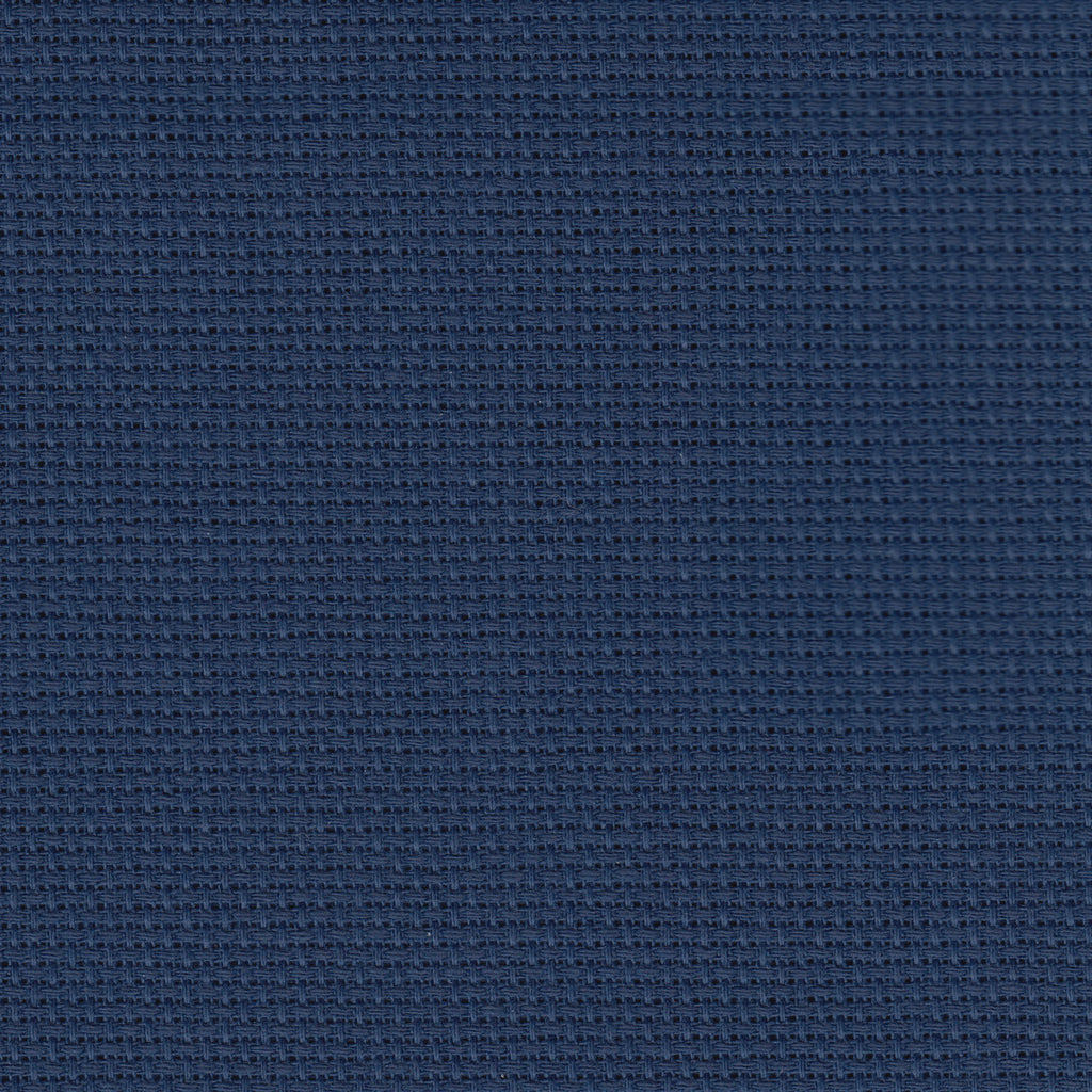 Zweigart - Aida Cloth - 16 Count - Navy