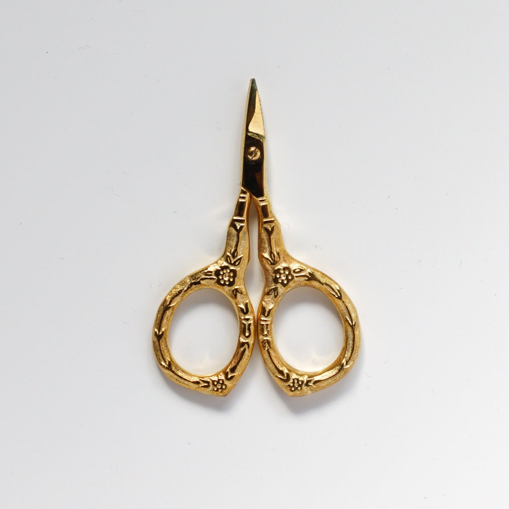 Elizabeth Scissors - Gold
