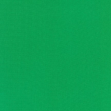 1/2m - Kona Cotton Solids - Clover