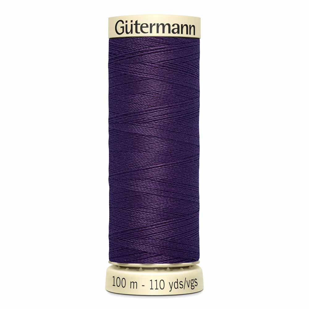 Gütermann Sew-All Thread - 100m -#941 Dark Plum