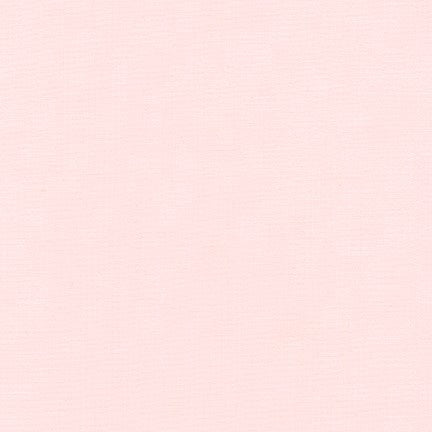 1/2m - Kona Cotton Solids - Pearl Pink
