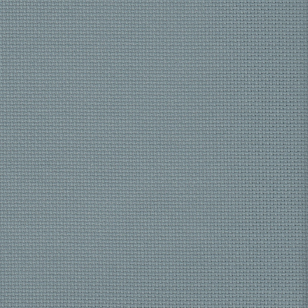 Zweigart - Aida Cloth - 16 Count - Misty Blue