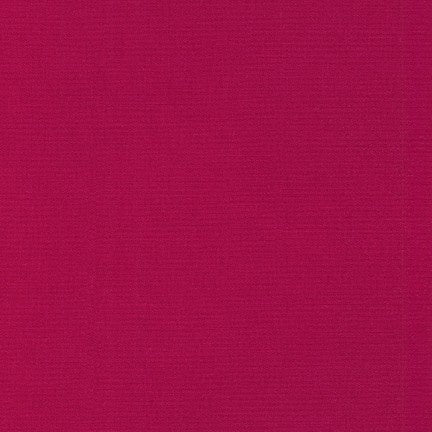 1/2m - Kona Cotton Solids - Sangria