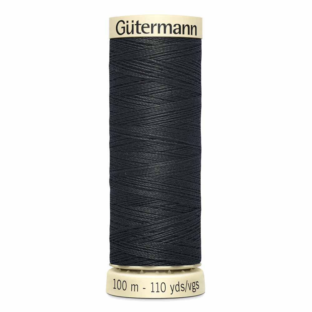 Gütermann Sew-All Thread - 100m - #120 Midnight Gray