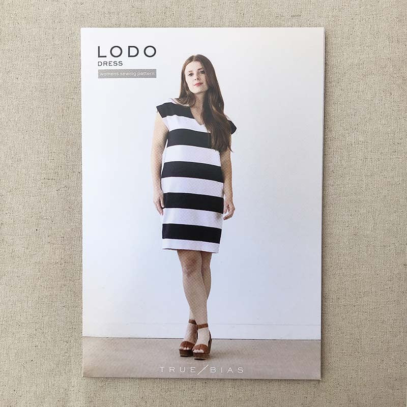 True Bias - Lodo Dress