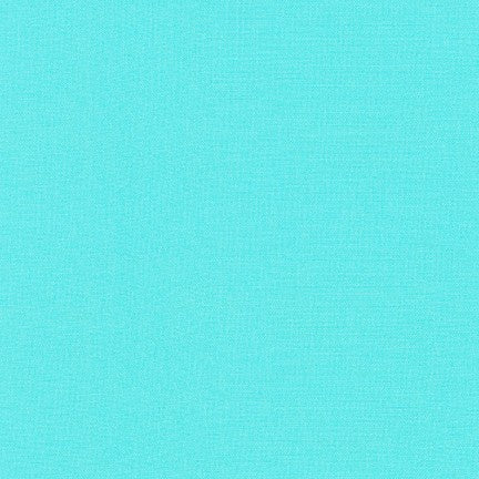 1/2m - Kona Cotton Solids - Azure