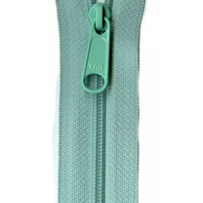 "YKK Ziplon Closed Bottom Zipper - 9"" - Azure"