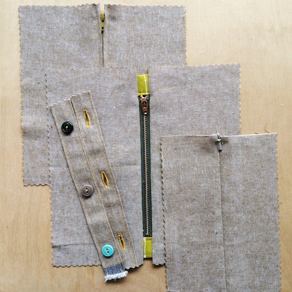 Sewing Beyond the Basics - Closures