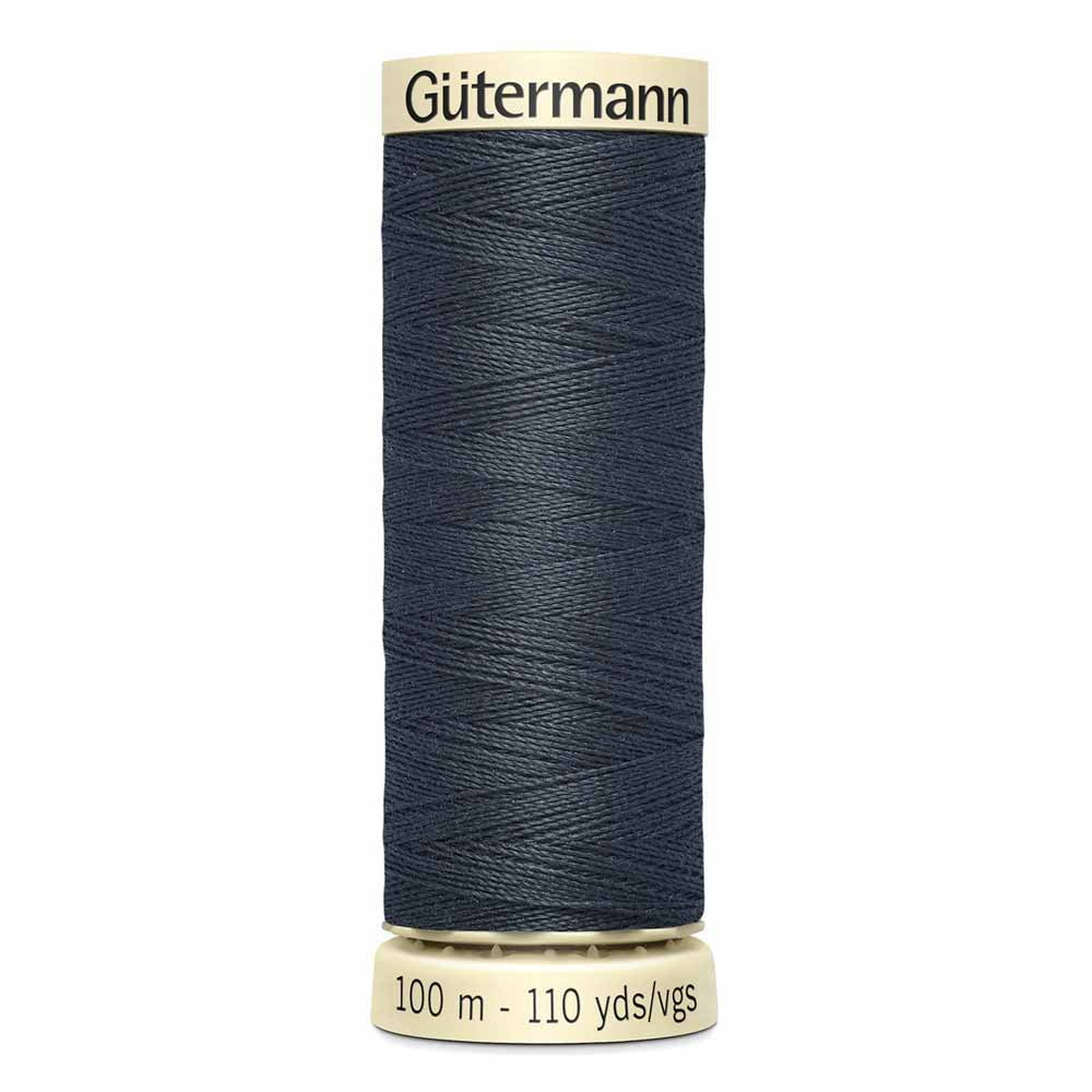 Gütermann Sew-All Thread - 100m - #118 Burnt Charcoal