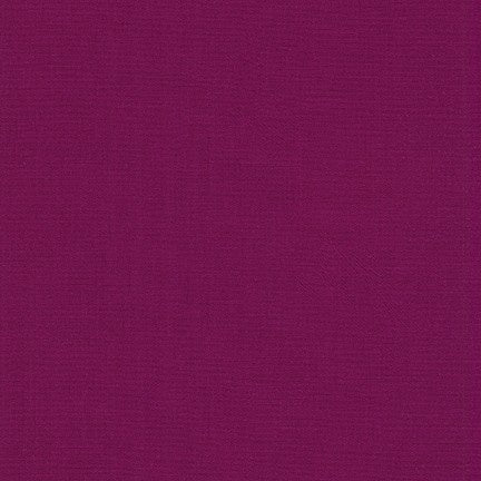 1/2m - Kona Cotton Solids - Berry