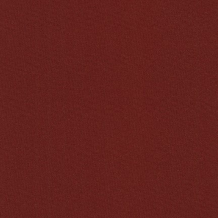 1/2m - Kona Cotton Solids - Brick