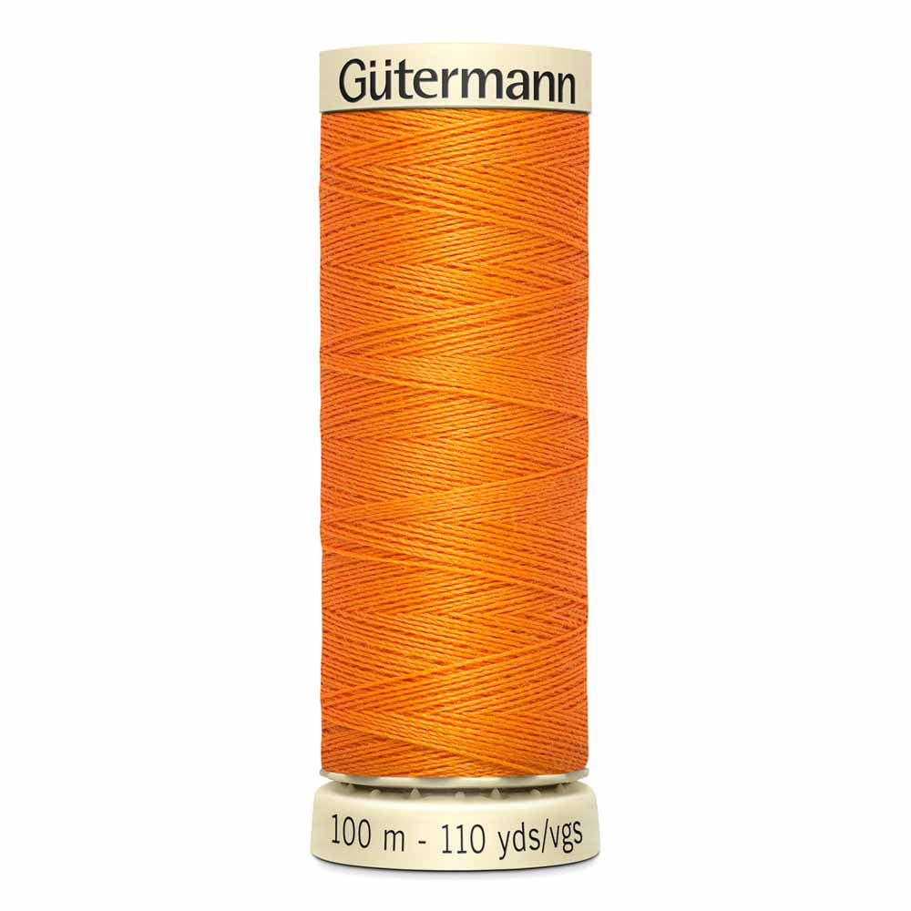 Gütermann Sew-All Thread - 100m -#462 Tangerine