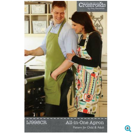 Amy Barickman - All-in-One Apron Pattern