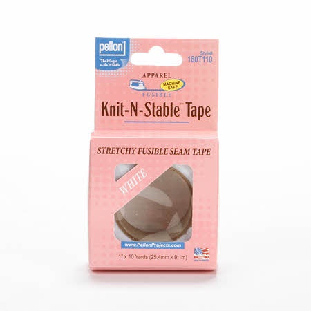 Pellon Knit-N-Stable Tape - 1""