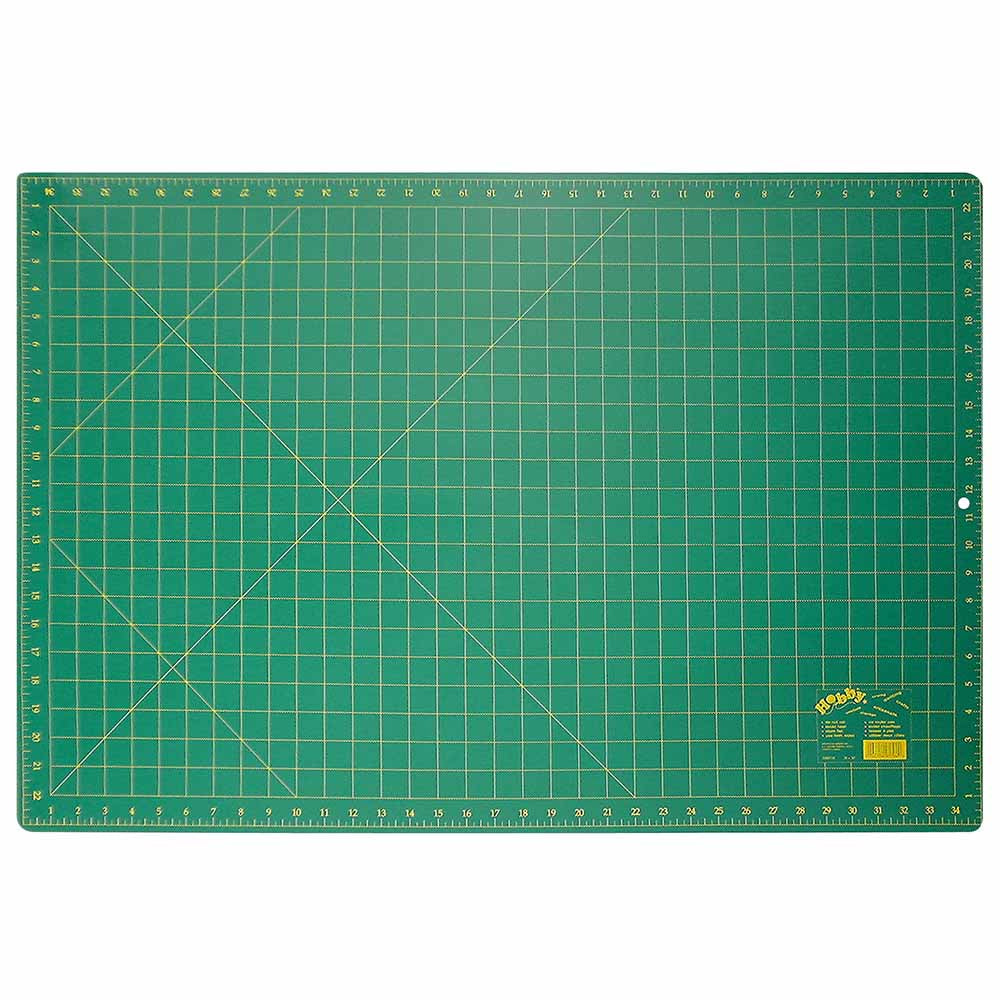 "Green Cutting Mat - 23"" x 35"""