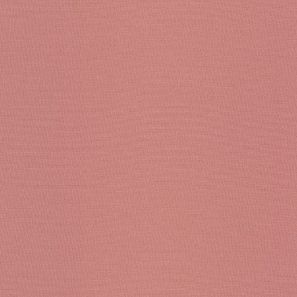 1/2m - Kona Cotton Solids - Rose