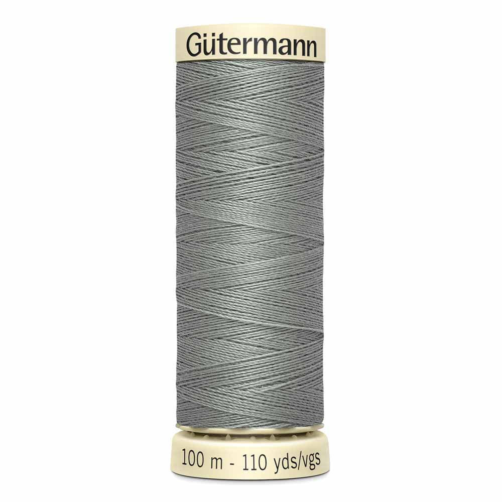 Gütermann Sew-All Thread - 100m - #114 Greymore