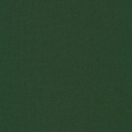 1/2m - Kona Cotton Solids - Hunter Green