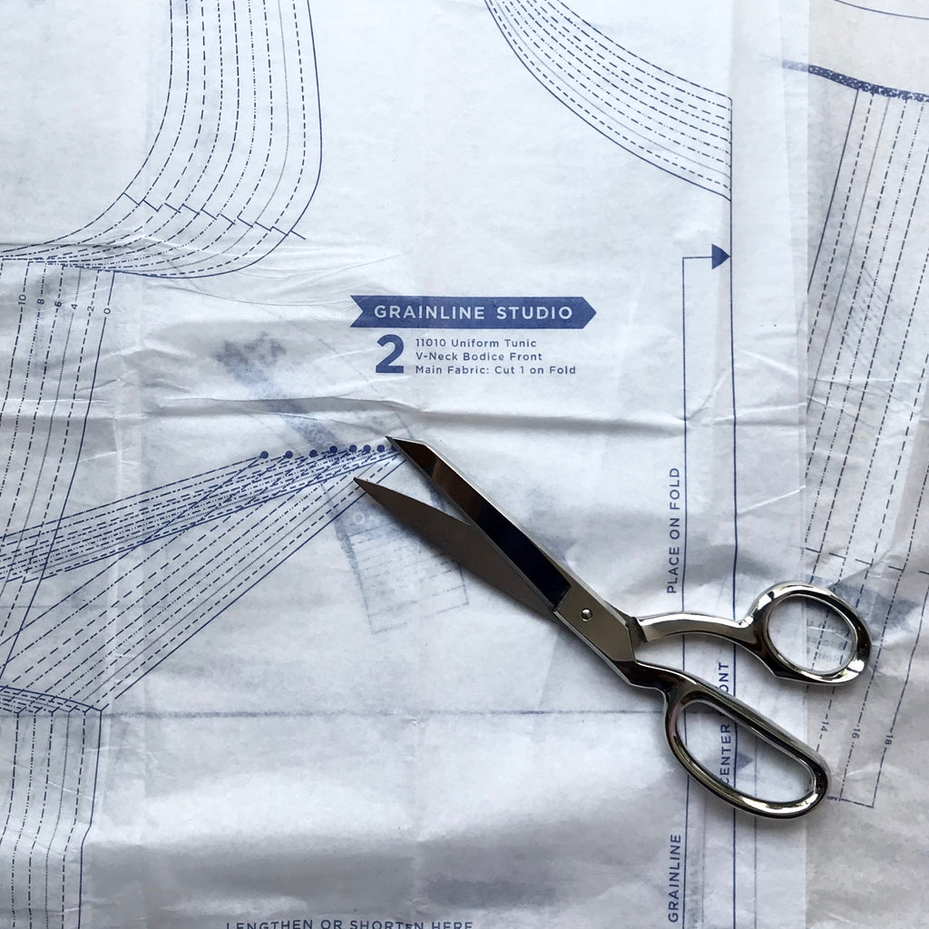 Intro to Garment Pattern Sewing